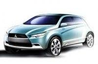 Во Франкфурте Mitsubishi покажет кроссовер Concept-cX