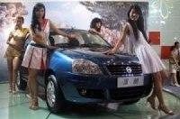 Китай начинает экспорт автомобилей Fiat