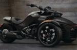 Can-Am представил новую версию родстера Spyder