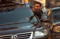 Touareg и Golf GT «засветились» в новом боевике