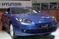 В 2009 году Hyundai Tiburon заменят роскошным купе