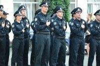 В Одессе на улицы вышла новая полиция