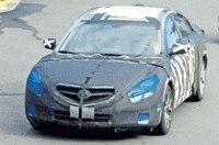 Шпионы увидели новую Mazda 6