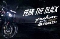 Мотоцикл Bajaj Pulsar RS200 Demon Black 2016