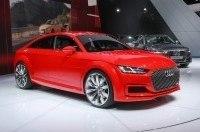 Audi готовится к выпуску новых TT Coupe и TT Offroad?