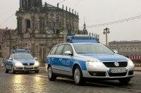 Немецкие полицейские пересаживаются с VW на BMW