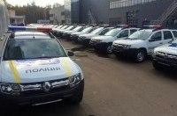Новая полиция будет ездить и на Renault. Фото