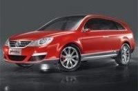 Китайский концепт VW поступил в производство