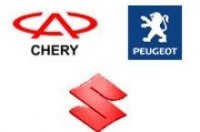 Фанатам Chery, Suzuki, Peugeot посвящается!!!