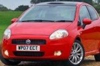 Fiat выпустил T-Jet, как новую версию Grande Punto