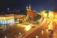 Власти Киева решили ввести платный въезд в центр города