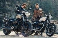 Мотоциклы Moto Guzzi 2016: V9 Roamer и V9 Bobber