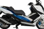 Концепт скутера Sym MaxSym 500