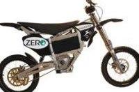 В США создали кроссовый мотоцикл с электромотором