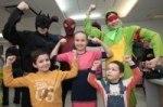В Клуб супергероев «НИКО ЦЕНТР КИЕВ» было принято более 300 человек