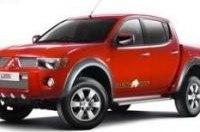 Свирепый бык поможет доработать Mitsubishi L200