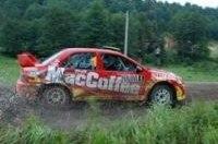 «Галиция» 2007, г. Львов: команда MacCoffee Rally лидирует в командном зачете