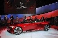 Концепт Acura Precision получил признание автомобильных дизайнеров