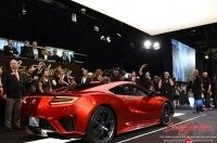 Первый суперкар Acura NSX продан за 1,2 млн долларов