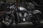 Новый мотоцикл Victory Octane 2016