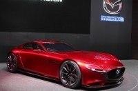 Каким будет новое купе Mazda RX? Наш репортаж с Женевского автосалона