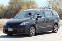 Mazda5 скоро обновится