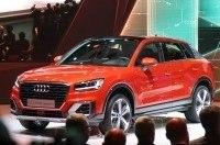 Audi Q2 представлена официально - наши впечатления о новинке