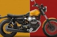 Moto Guzzi назвал цены на мотоциклы V9