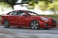 Компания Subaru рассказала о новой «Импрезе»