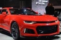 Трековый Chevrolet Camaro обзавелся версией без крыши