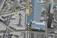 Bosch разработала свою версию 3D-навигации
