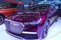 На Пекинском автошоу показали концепт от Hongqi