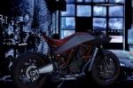 Мирко Сапио разработал радикальный концепт-байк KTM CR8