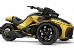 Трицикл Can-Am Spyder F3-S (SPORT Mode) 2017