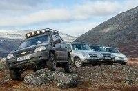 Группа компаний АИС представит на OFF-ROAD-FREE-FEST 2016 лучшие SUV страны!