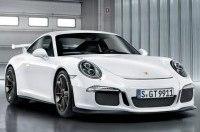В Porsche оставили под капотом суперкара 911 GT3 послание «Акуре»