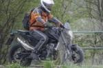 Шпионские фото KTM Duke 125/800