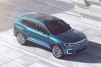 Volkswagen назвал дату премьеры нового поколения Touareg