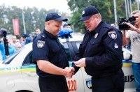 Автомобили ZAZ FORZA и ZAZ VIDA поступили на службу в полицию охраны!