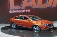 Седан Lada Vesta стал вседорожным