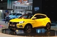 Представлен прототип нового кроссовера Lada