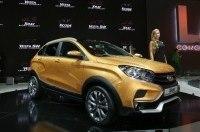 Вседорожный вариант Lada XRay станет серийным в 2018 году