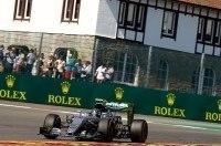 Росберг впервые выиграл Гран-при Бельгии