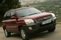В Словакии началось производство Kia Sportage 2008