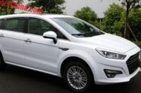 Lifan клонировал минивэн Ford S-Max