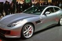 «Упрощенный» Ferrari GTC4 Lusso дебютировал в Париже