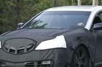 """Папарацци """"поймали"""" Acura TL 2009"""
