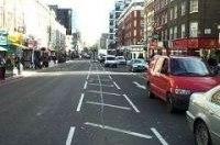 Лондонцев штрафуют за парковку в разрешенных местах