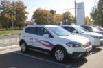 Новый Suzuki SX4 уже в автосалоне Альфа-М Плюс на пр. Гагарина, 314-Б! Приглашаем на тест-драйв!