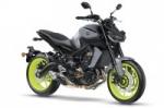 Intermot 2016: обновленный нейкед Yamaha MT-09 2017